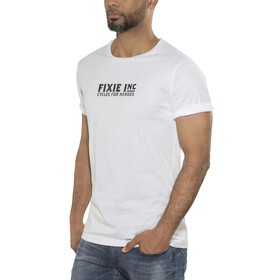 FIXIE Inc. Hero Shirt Men white